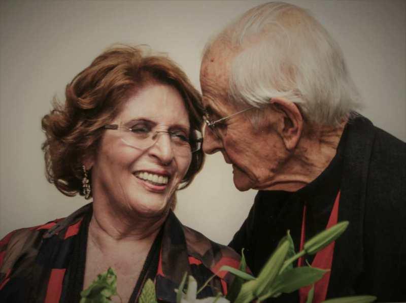 Rita y Alfredo. Foto: Herbert Muller