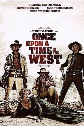 erase una vez en el oeste