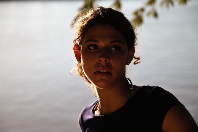 Valentina Villalpando, protagonista de El Río.