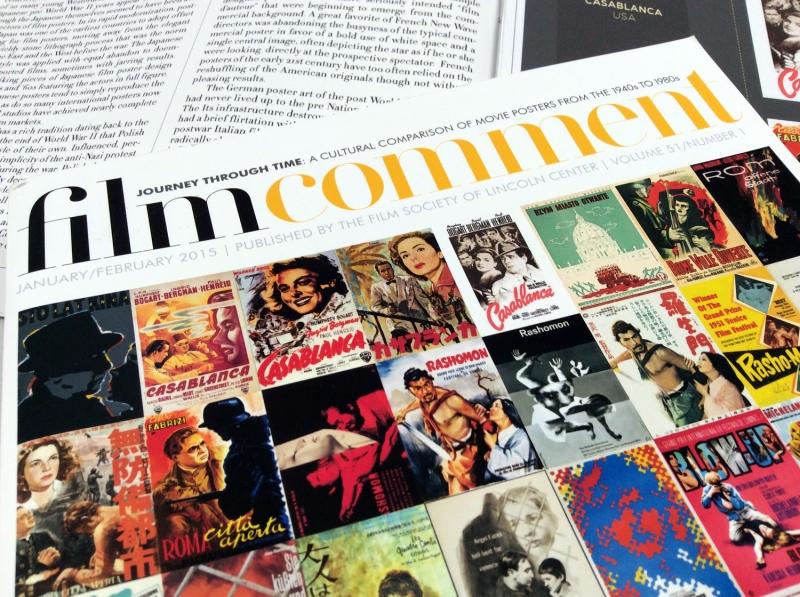 0 FilmComment poster