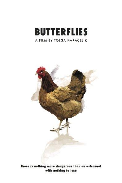 9 Butterflies
