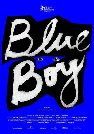 7 blue boy