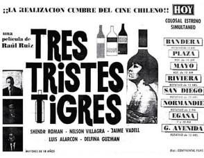 2 a tres tristes tigres